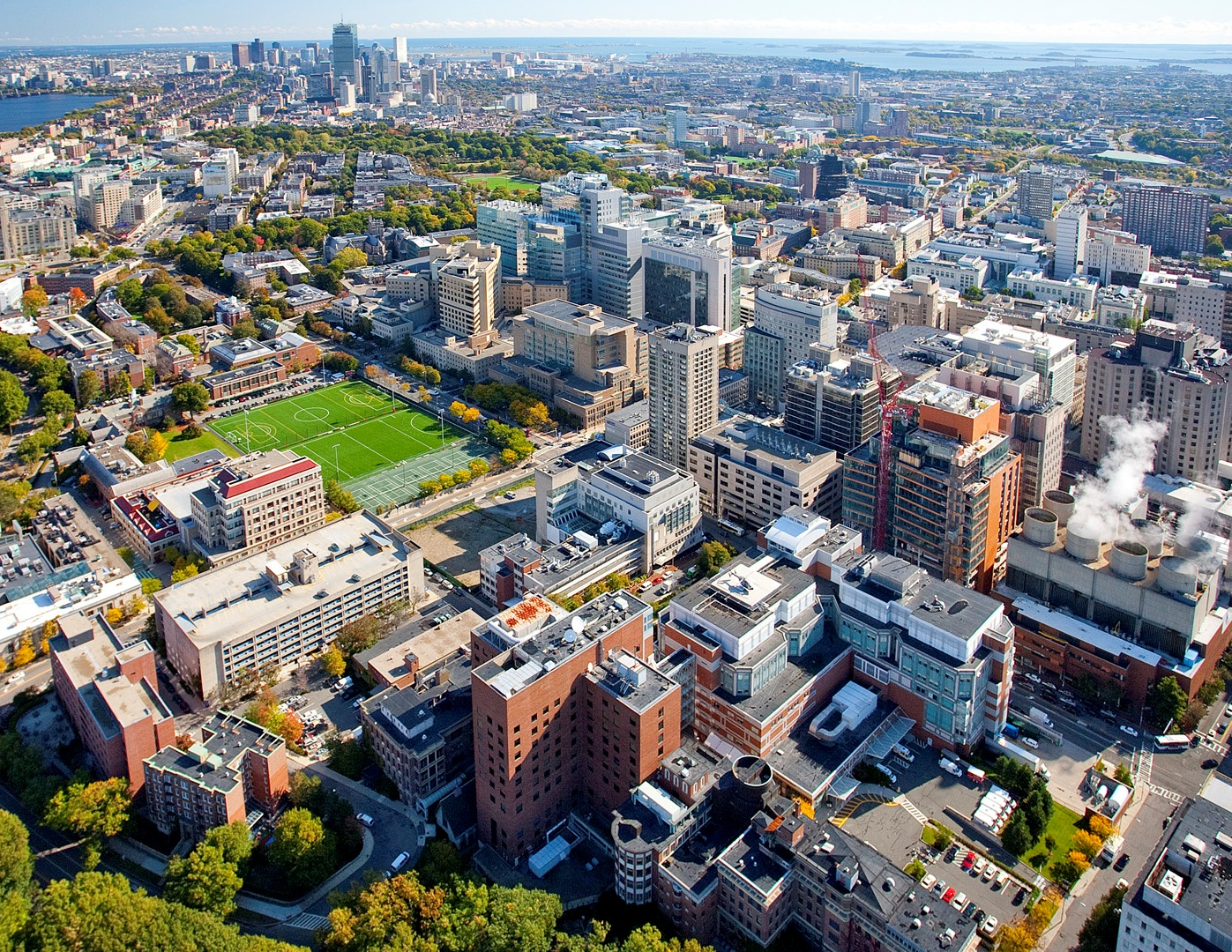Hospitals Harvard Medical Physics Residency Program